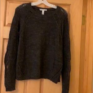 Warm weather sweater